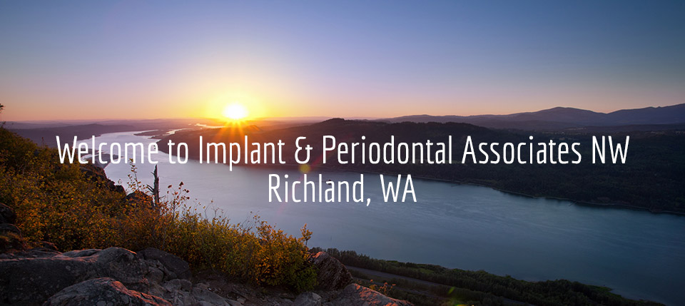 Implant and Periodontal Associates NW Richland Banner