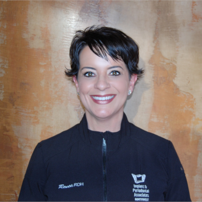 Renee, dental hygienist at Implant & Periodontal Associates NW in Richland